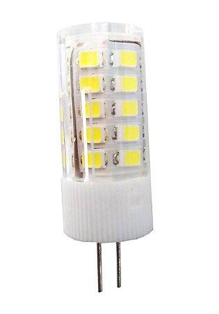 Lâmpada Led Halopin G4 3,5W 127V 3000K Branco Quente