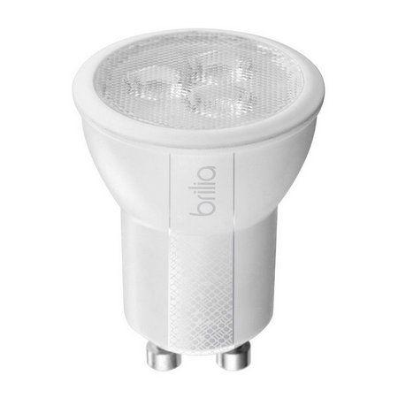 Lâmpada LED MR11 Brilia Dimerizável GU10 3,5W 127V 2700K Branco Quente