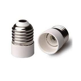 Adaptador Soquete para Lâmpada E-27 para E-14