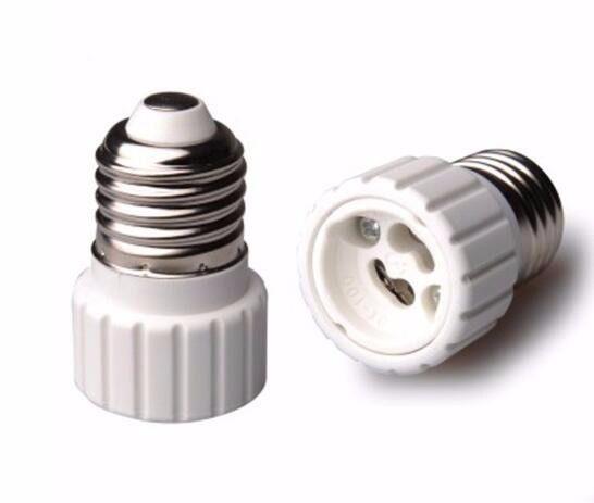 Adaptador Soquete para Lâmpada E-27 para GU10