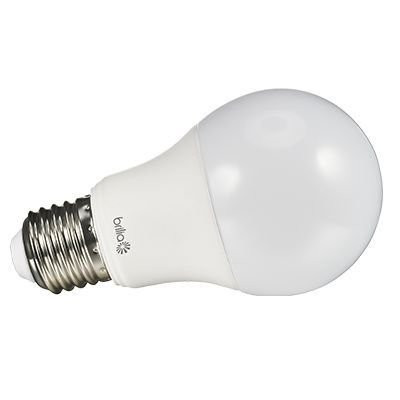 Lâmpada LED Bulbo Brilia A60 9W bivolt 3000K Branco Quente