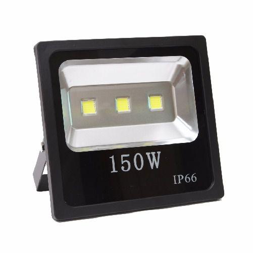 Refletor Led 150W COB  6500K Branco Frio Bivolt IP 66