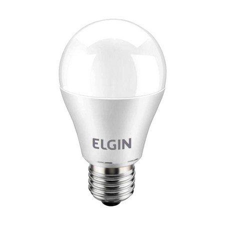 Lâmpada bulbo LED Ellgin 4,9W bivolt 6500K branco frio