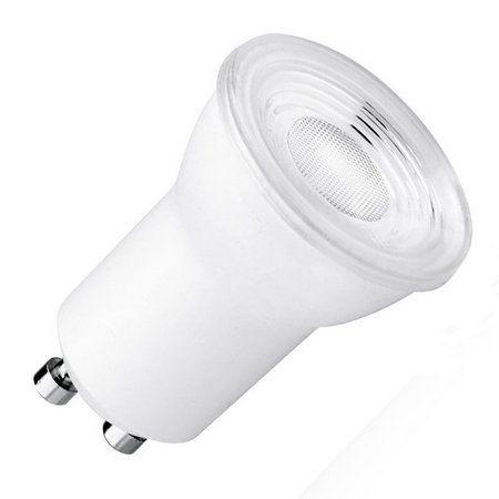 Lâmpada LED Mini Dicroica GU10 MR11 3W Branco Quente 3000K BIVOLT
