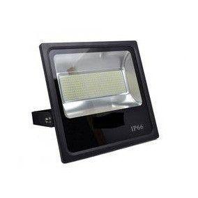 Refletor Microled SMD 500w 6500K Branco Frio Bivolt IP66