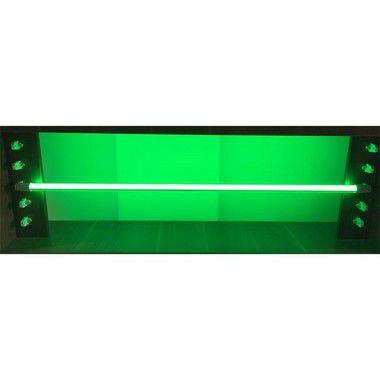 Lâmpada LED Tubular Verde Color 2l 20W T8 G13 120cm