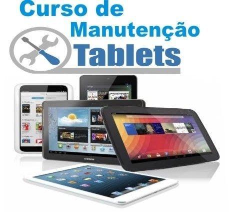 Kit curso manutenção de tablet