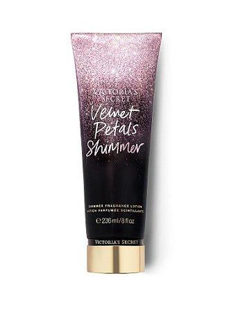 Creme Hidratante Victoria's Secret Velvet Petals Shimmer 236ml
