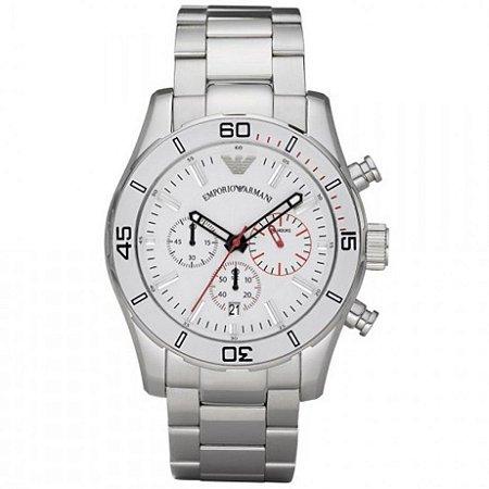 Relógio Masculino Emporio Armani AR5932 Prata