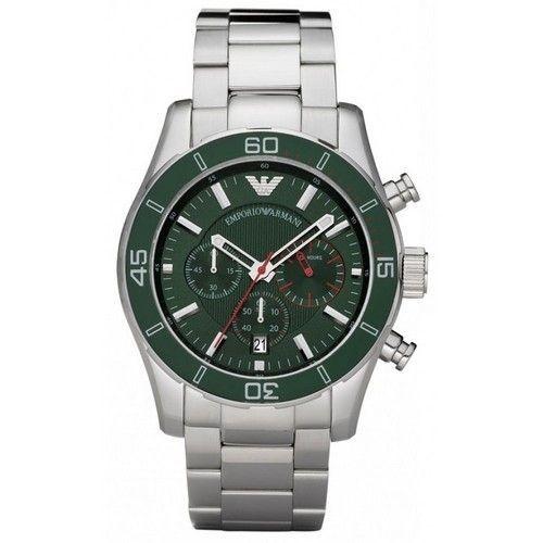 Relógio Masculino Emporio Armani AR5934 Prata
