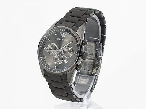 Relógio Masculino Emporio Armani AR5889 Preto