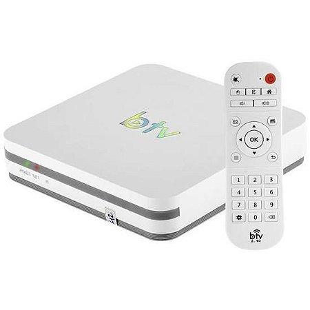 Receptor Digital BTV B11 Ultra HD 4K Branco