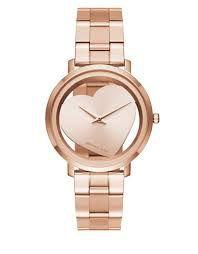 Relógio Feminino Michael Kors MK3622 Ouro Rose
