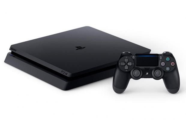 Console Playstation 4 Ps4 Slim