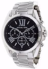 Relógio Feminino Michael Kors MK5705 Bradshow Prata