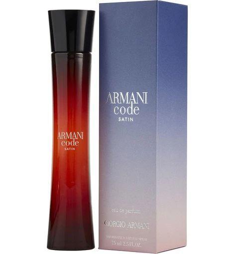 Perfume Feminino Armani Code Satin Giorgio Armani Eau de Parfum