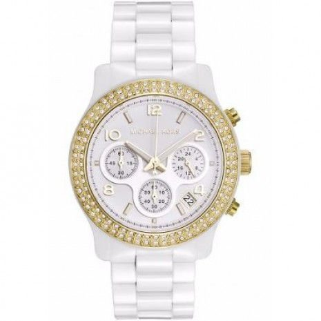 783b4c632 Relógio Feminino Michael Kors MK5237 Branco - Mimports - Produtos e ...