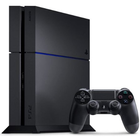 Console Sony PS4 Playstation Preto
