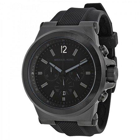 Relógio Masculino Michael Kors Mk8152 Preto