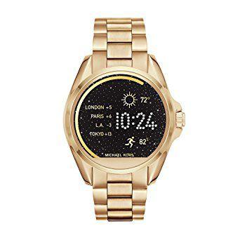 Relógio Feminino Michael Kors MKT5001 Smartwatch Access Dourado