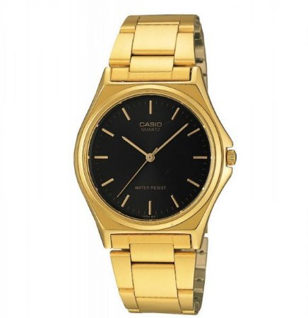 Relógio unissex Casio Modelo MTP-1130N-1ARDF Dourado