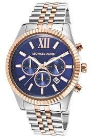 Relógio Feminino Michael Kors MK8412 Prata & Rose