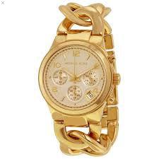 Relógio Feminino Michael Kors MK3131 Dourado