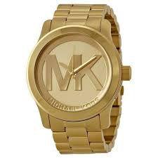 Relógio Feminino Michael Kors MK5473 Dourado