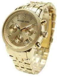 Relógio Feminino Michael Kors MK5676 Dourado - Mimports - Produtos e ... 6f047dbce2