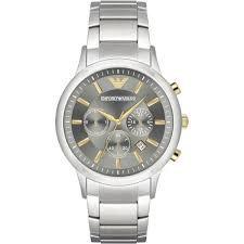 Relógio Masculino Emporio Armani AR11047 Prata