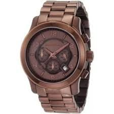 Relógio Feminino Michael Kors MK8204 Chocolate