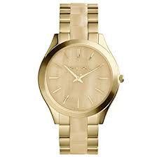 2000e7b3bf1 Relógio Feminino Michael Kors MK4285 Dourado - Mimports - Produtos e ...