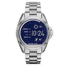 Relógio Feminino Michael Kors MKT5012 Access Touch Digital Prata ... c5ceb547c9