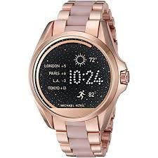 Relógio Feminino Michael Kors MKT5013 Access Touch Digital Rose