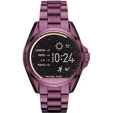 Relógio Feminino Michael Kors MKT5017 Access Digital Roxo