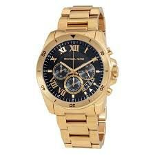 Relógio Feminino Michael Kors MK8481 Gold Fundo Preto