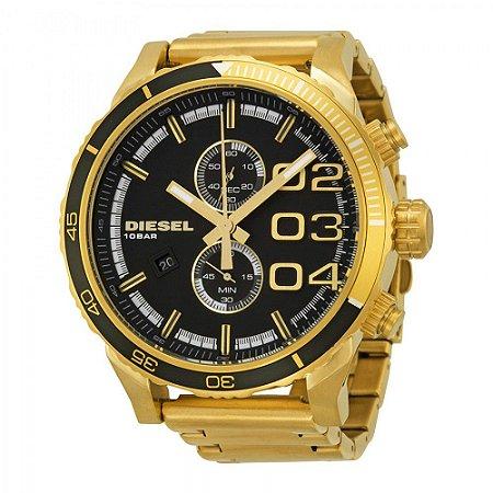 Relógio Masculino Diesel DZ4337 Dourado
