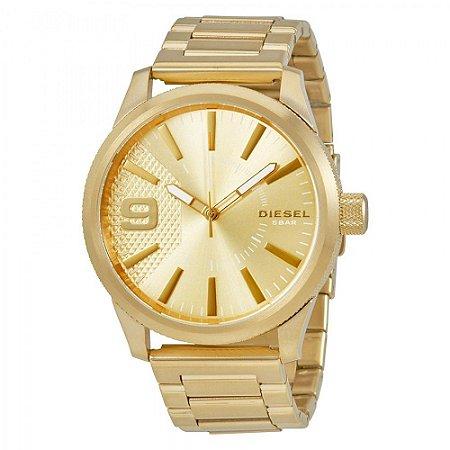 Relógio Masculino Diesel DZ1761 Dourado