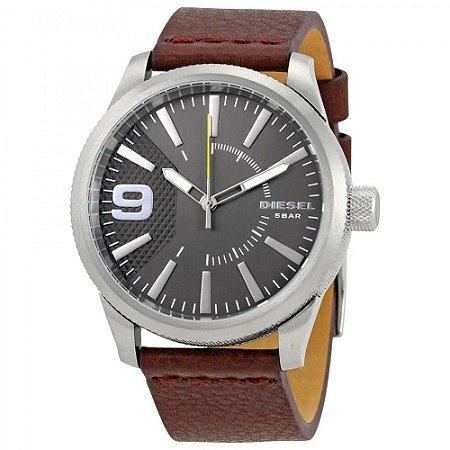 fb952b6621a Relógio Masculino Diesel DZ1802 Couro - Mimports - Produtos e ...
