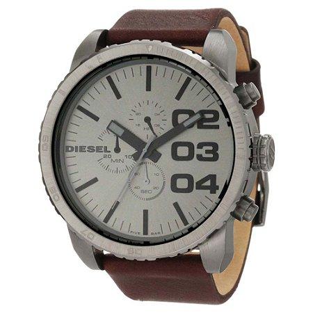 Relógio Masculino Diesel DZ4210 Couro