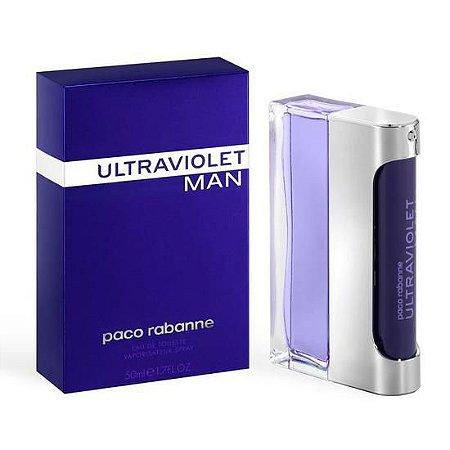 Perfume Masculino Paco Rabanne Ultraviolet Eau de Toilette