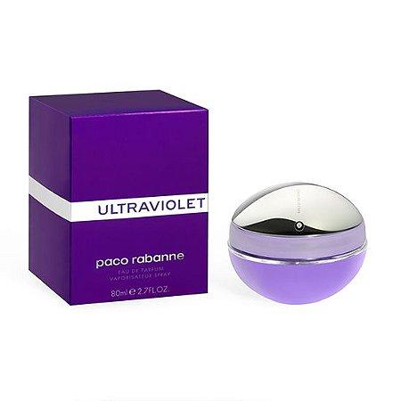 Perfume Feminino Paco Rabanne Ultraviolet Eau de Parfum