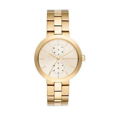 Relógio Feminino Michael Kors Mk6408 Dourado