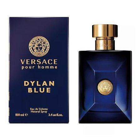 Perfume Masculino Versace Dylan Blue Pour Homme Eau de Toilette