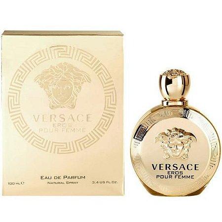 Perfume Feminino Versace Eros Pour Femme Eau de Parfum