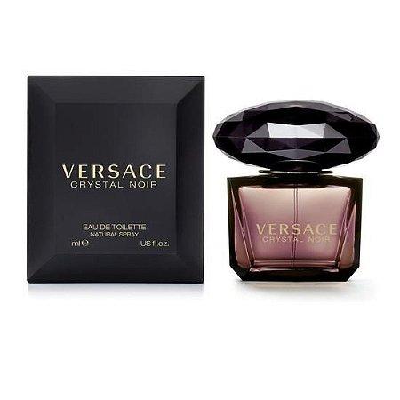 Perfume Feminino Gianni Versace Crystal Noir Eau de Toilette