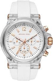 Relógio Masculino Michael kors Mk8577 branco
