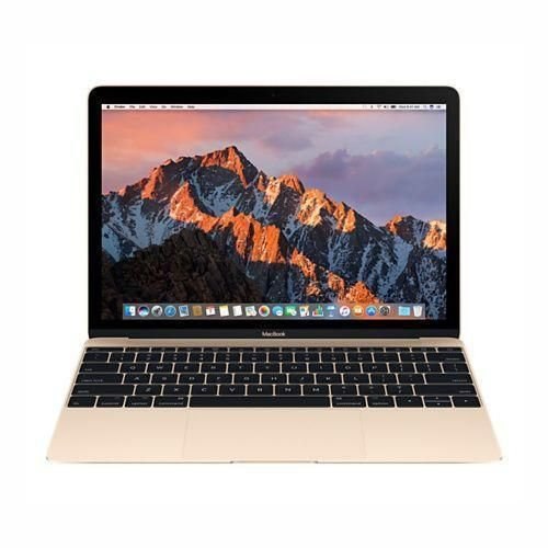 "Macbook MNYK2LL Intel Core M3 1.2GHz / Memória 8GB / SSD 256GB / 12.0"""
