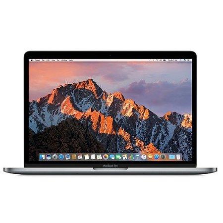 "Macbook Pro MPTU2LL Touch Bar Intel Core i7 2.8GHz / Memória 16GB / SSD 256GB / 15.4"""