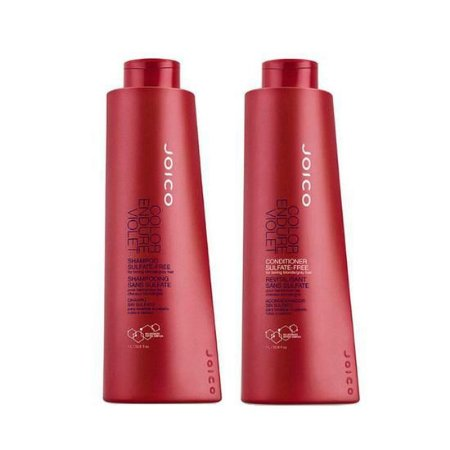 Joico Color Endure Violet Sulfate-Free Duo Shampoo & Condicionador ( 300ml )